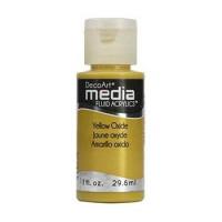 Tinta Decoart Media Fluid Yellow Oxide..