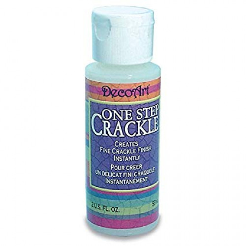 Auxiliar para Craquele - One Step Crackle Decoart - 59 ml