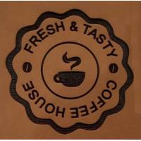 Molde de EVA Placa Relevo - Fresh e Tast..