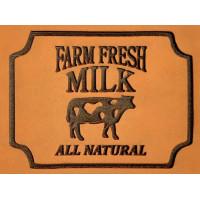 Molde de EVA Placa Relevo - Farm Fresh M..