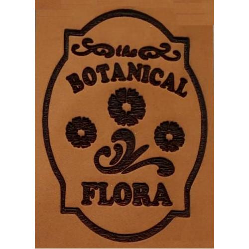 Molde de EVA Placa Relevo - Botanical Flora