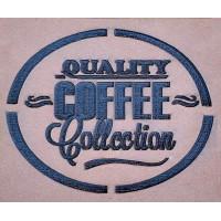 Molde de EVA Placa Relevo - Quality Coff..