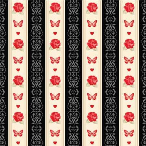 Papel 180g butterfly 2 dupla face 30,5 x 30,5