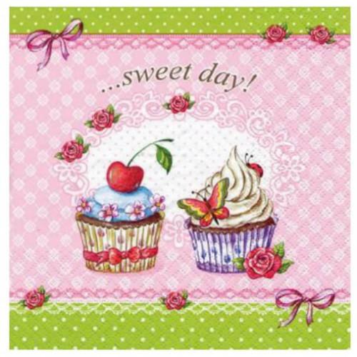 Guardanapo Sweet Day - 2 unid