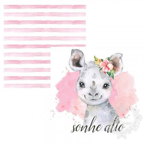 Card - Sonhe alto - CD-037