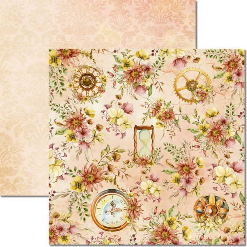 Papel Time Woman 3 - 180g Dupla Face 30.5x30.5