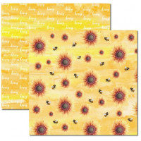 Papel Honey Bee 2 - 180g Dupla Face 30.5..