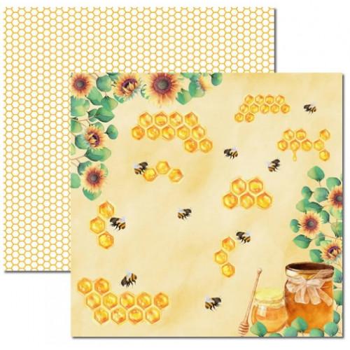 Papel Honey Bee 5 - 180g Dupla Face 30.5x30.5