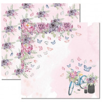 Papel Butterfly 2 - 180g Dupla Face 30.5..
