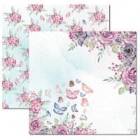 Papel Butterfly 3 - 180g Dupla Face 30.5..