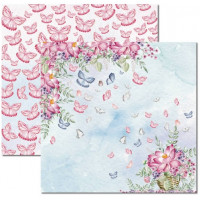 Papel Butterfly 4 - 180g Dupla Face 30.5..