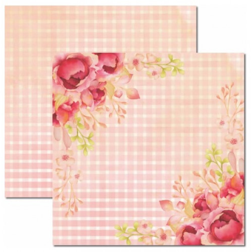 Papel Sweet 1 - 180g Dupla Face 30.5x30.5