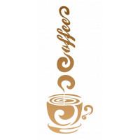stencil coffee - 12x28..