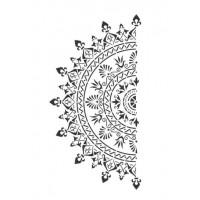 Stencil Mandala st813 - 15x15..