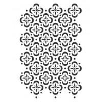 Stencil Estampa Azulejo 18x23..