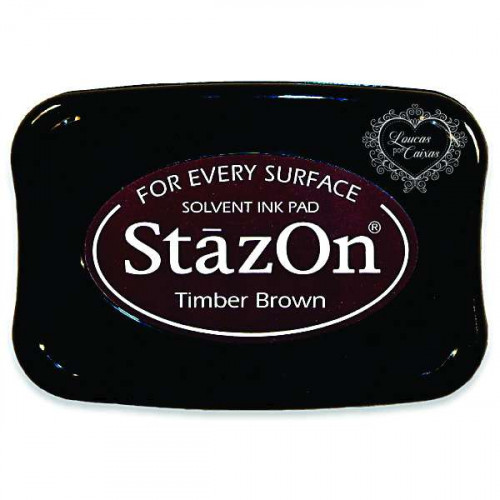 Carimbeira Stazon - Timber Brown