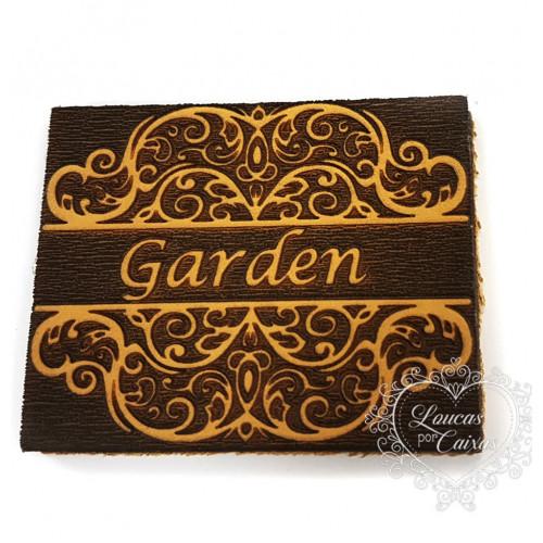 Molde de EVA Alto Relevo M - Garden