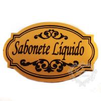 Molde de EVA Baixo Relevo M - Sabonete L..
