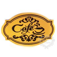 Molde de EVA Baixo Relevo M - Café..