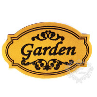 Molde de EVA Baixo Relevo M - Garden Rót..