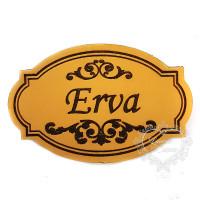 Molde de EVA Baixo Relevo M - Erva..