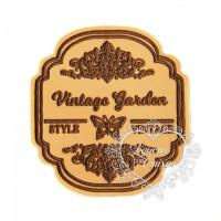 Molde de EVA Baixo Relevo M - Style Vint..