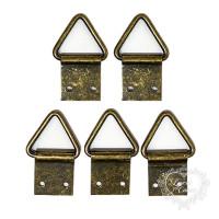 Suporte para Quadros Triângulo 18x39mm -..
