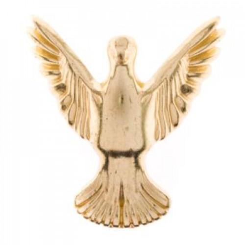 Pé Pássaro - 4 Unid - Dourado