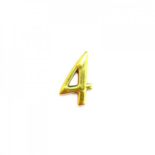 Número 4 - Ouro Velho