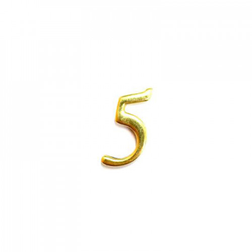 Número 5 - Ouro Velho