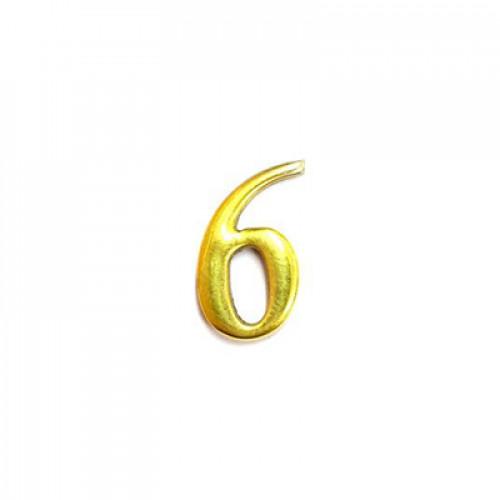 Número 6 - Ouro Velho