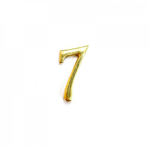 Número 7 - Ouro Velho