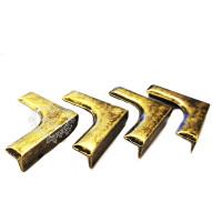 Cantoneira Simples - 4 unid - Ouro Velho..