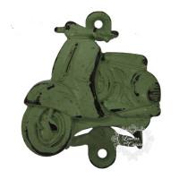 Abridor Lambreta - Verde Vintage..