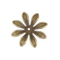 Kit 5 Flores em Metal 1..