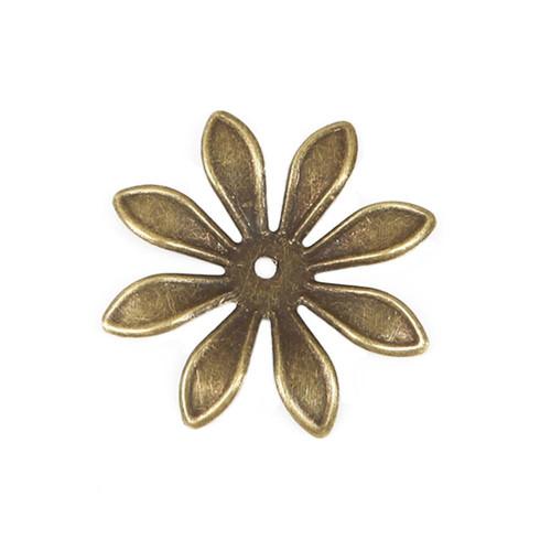 Kit 5 Flores em Metal 1