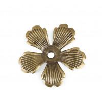 Kit 5 Flores em Metal 2..