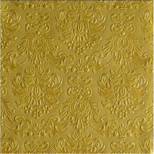 Guardanapo Elegance Gold - 2 unid