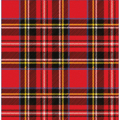 Guardanapo Scottish Red - 2 unid.