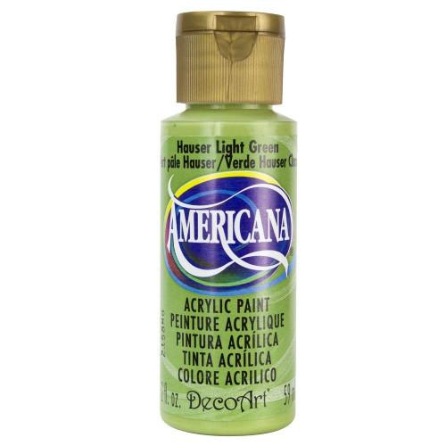 Tinta Decoart Americana Hauser Light Green