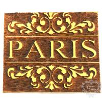 Molde de EVA Alto Relevo P - Paris..