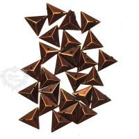 Chaton Para Costura Triângulo 16mm - 5g ..