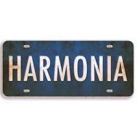 harmonia - aplique adesivado - 8 x 3 cm..