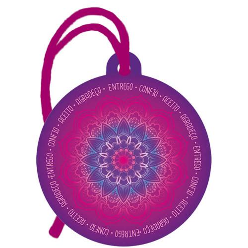 DECOR HOME TAG 8 - Mandala, entrego, confio...
