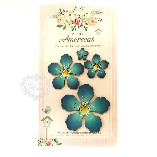 Flores Amorecas - Amorecas - Rosa