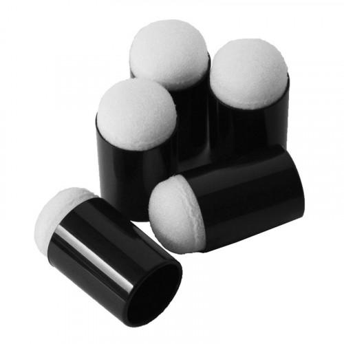 Esponja de dedo dauber - 5 unid