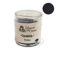 Micro Caviar Loucas Por Caixas - Preto A..
