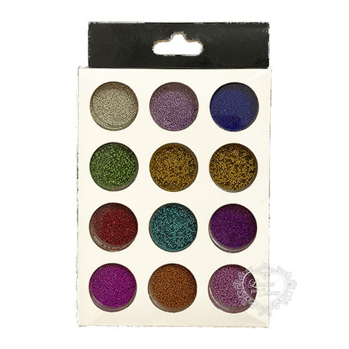 Kit Micro Caviar - 12 cores