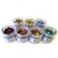 Kit Chunky Glitter - 7 cores..