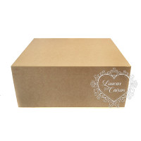 Caixa Kit Higiene - 35,2x30x15,5..